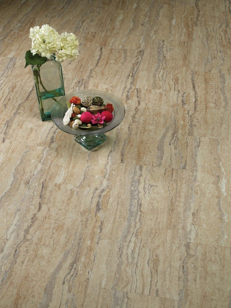 High Quality Vinyl Flooring With Stone Look Might Be An Easy Care