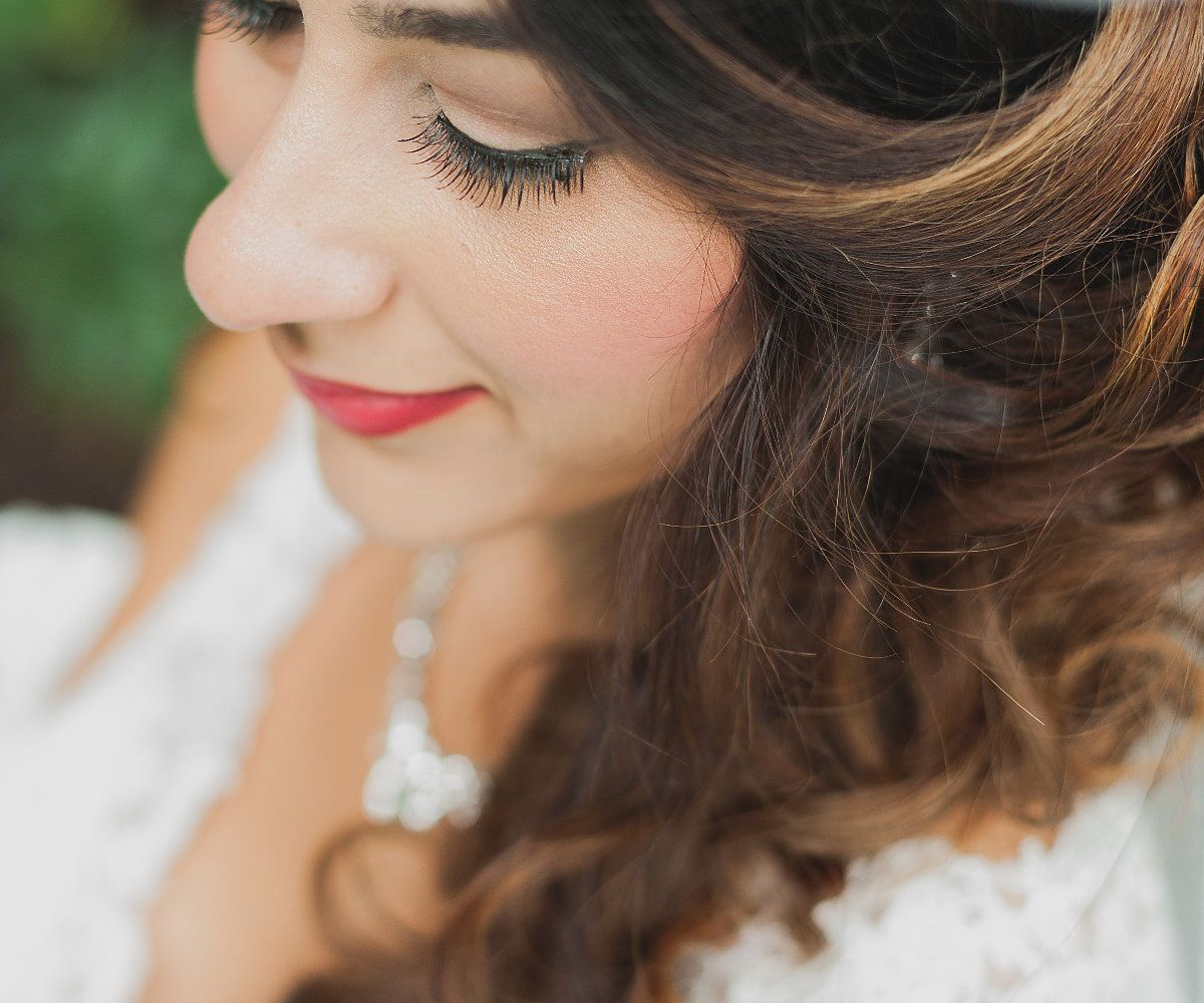 Bridal Hair And Makeup By Coco Leigh Boutique In Bel Air Maryland