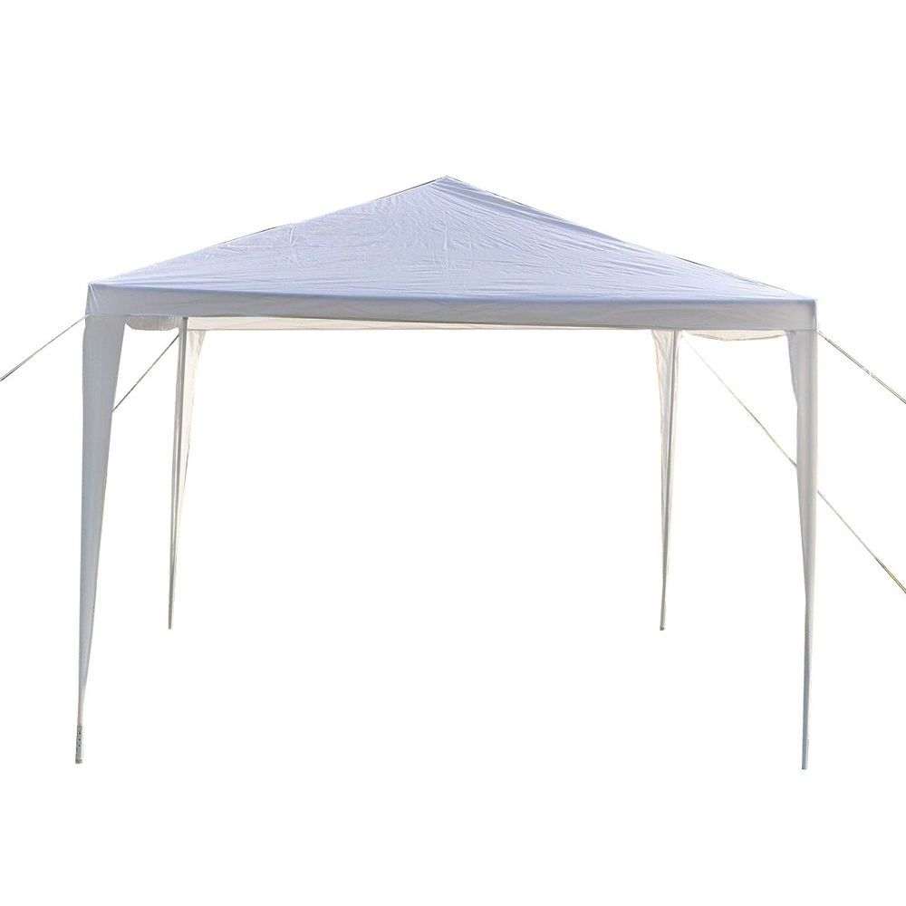 10 X10 Canopy Party Wedding Tent Heavy Duty Gazebo Pavilion Cater Event Outdoor Heavy Duty Gazebo 10x10 Canopy Tent Canopy Tent