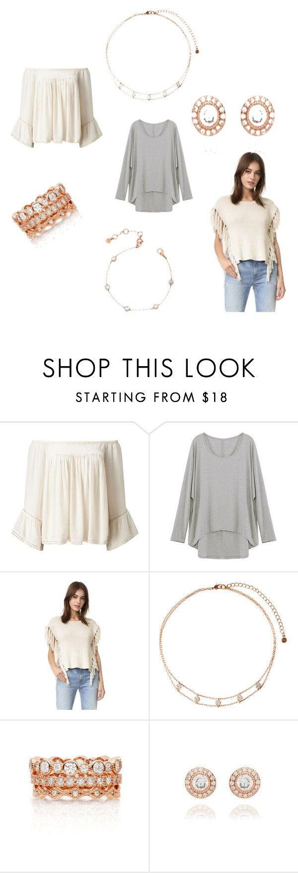 """""""Fleur De Paris a Collection!"""" by mertensmk on Polyvore featuring Miss Selfridge, cupcakes and cashmere and Chloe + Isabel"""