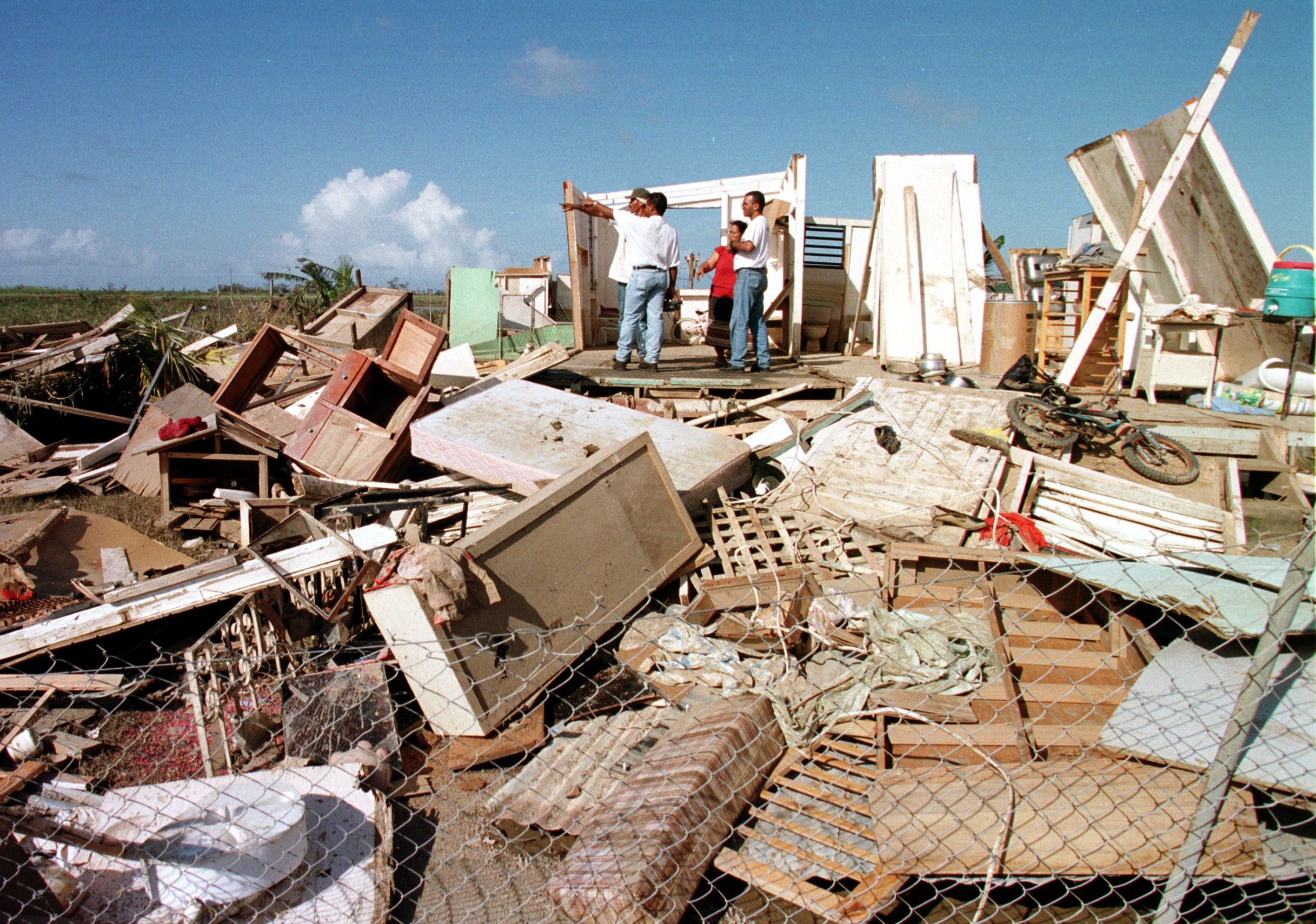 Hurricane Maria In Puerto Rico Http Www Wikiwand Com En Effects Of Hurricane Georges In Puerto Rico Being A Landlord Puerto Rico Hurricane