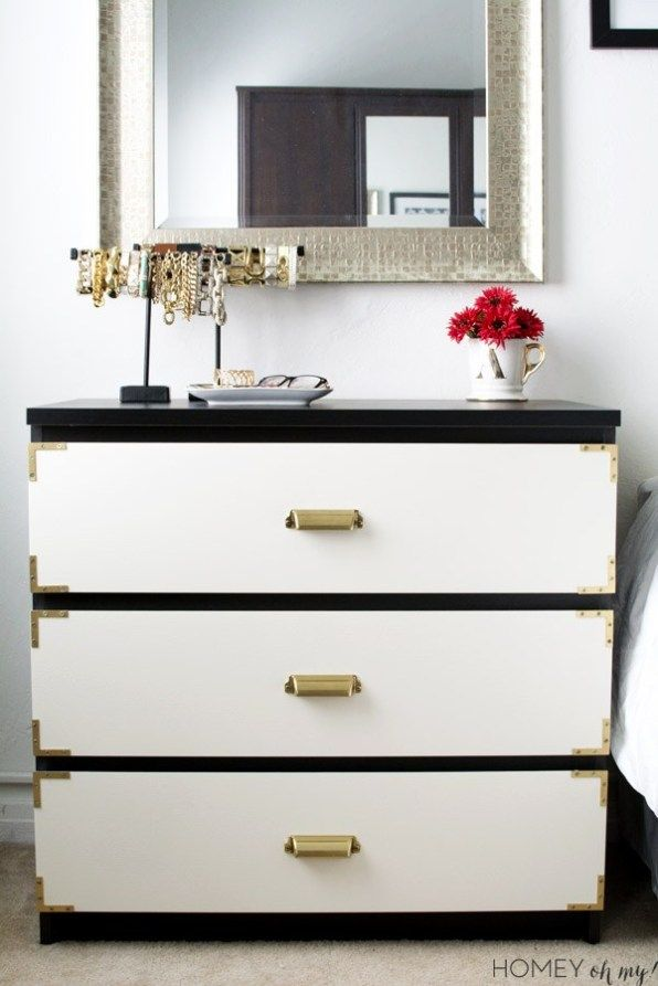 14 IKEA Malm Hacks To Spruce Up Your Old Dresser