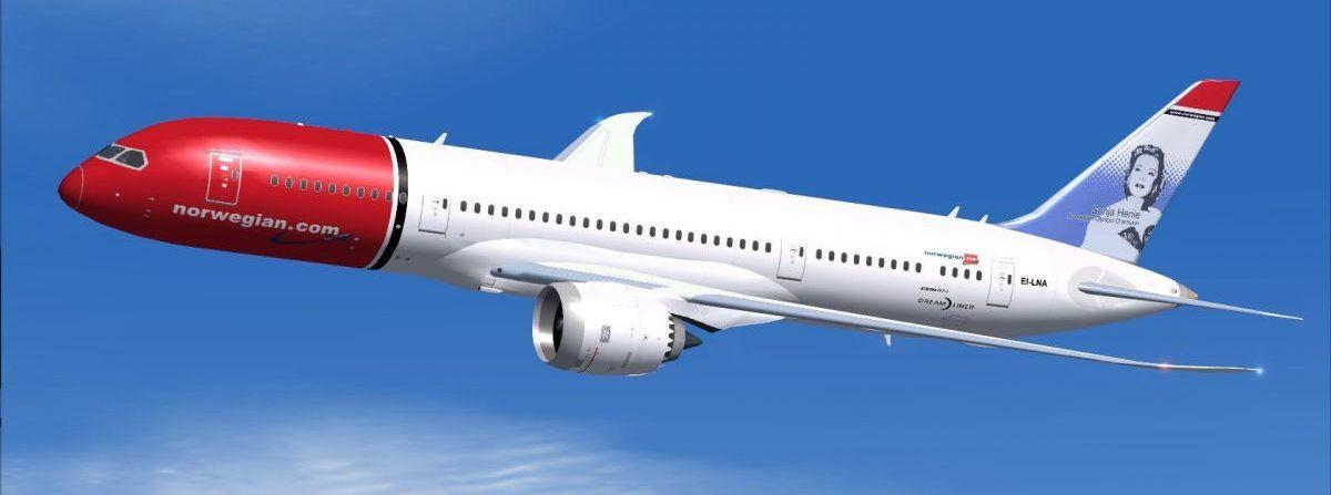 Norwegian To Launch Long Haul Transatlantic Flights From Rome Norwegian Airlines Norwegian Air Airline Tickets