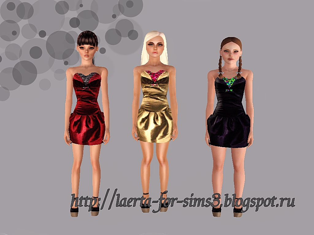 Laerta_for_sims 3