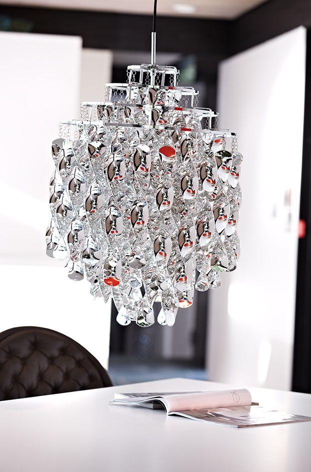 verpan spiral licht verlichting lamp eetkamer hanglamp eikelenboom