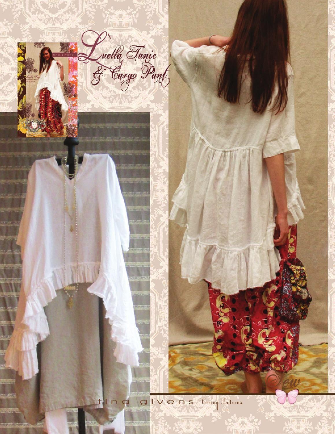 Tina Givens Sewing Patterns | Nähen, Kleidung und Spitzenkleider