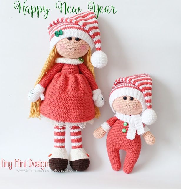 Free pattern just posted today 122916 on tiny mini design so dolls dt1010fo