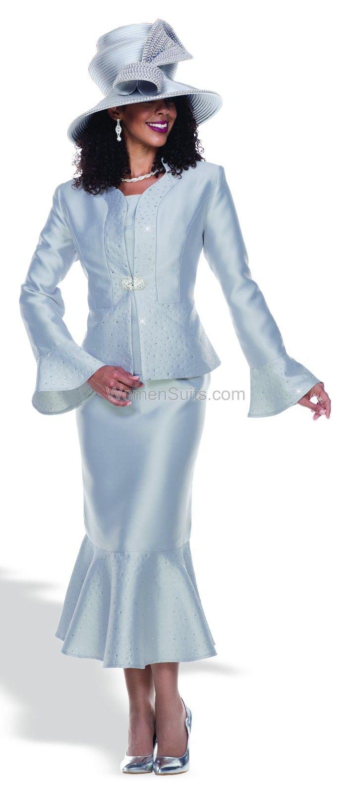 3 Pc Jacket Cami Skirt Set 3298 S Lisa Rene Designers