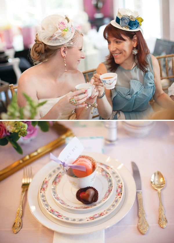 what a really cute idea for a adult birthday party chic mad hatter tea party from hwtm