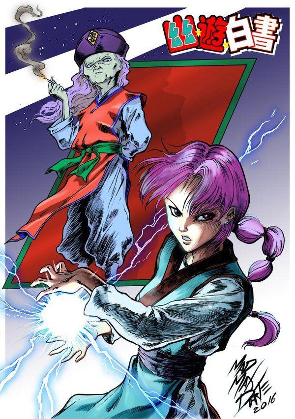 Yu Yu Hakusho   アニメ