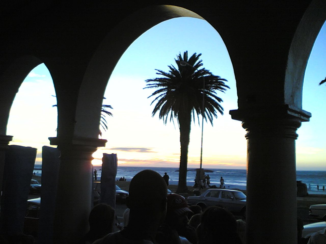 Sunset at Caprice Campsbay South africa, Places ive been