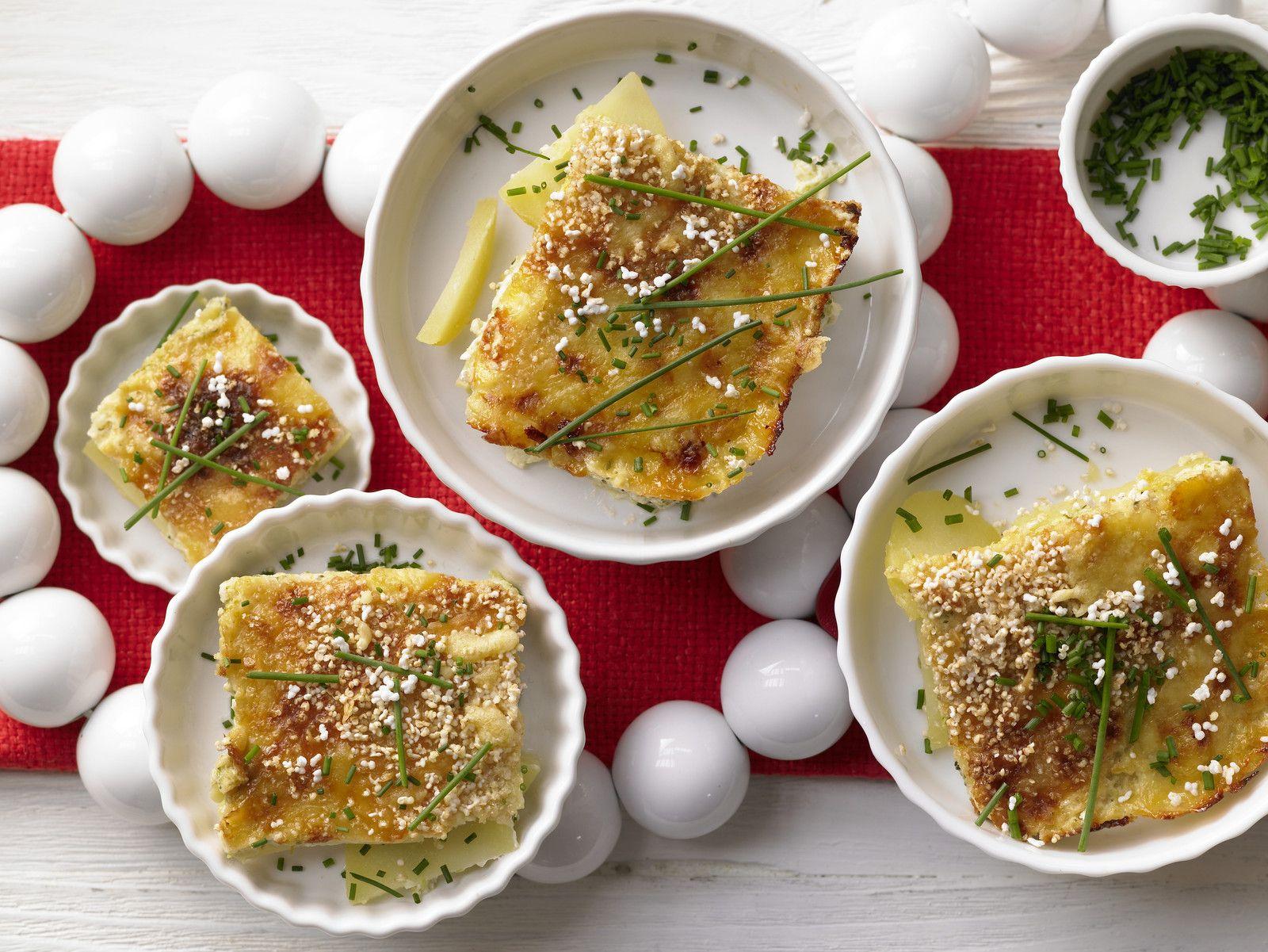 Kartoffelauflauf Mit Amaranth Rezept Rezepte Kartoffelauflauf Und Vegetarisch Kochen