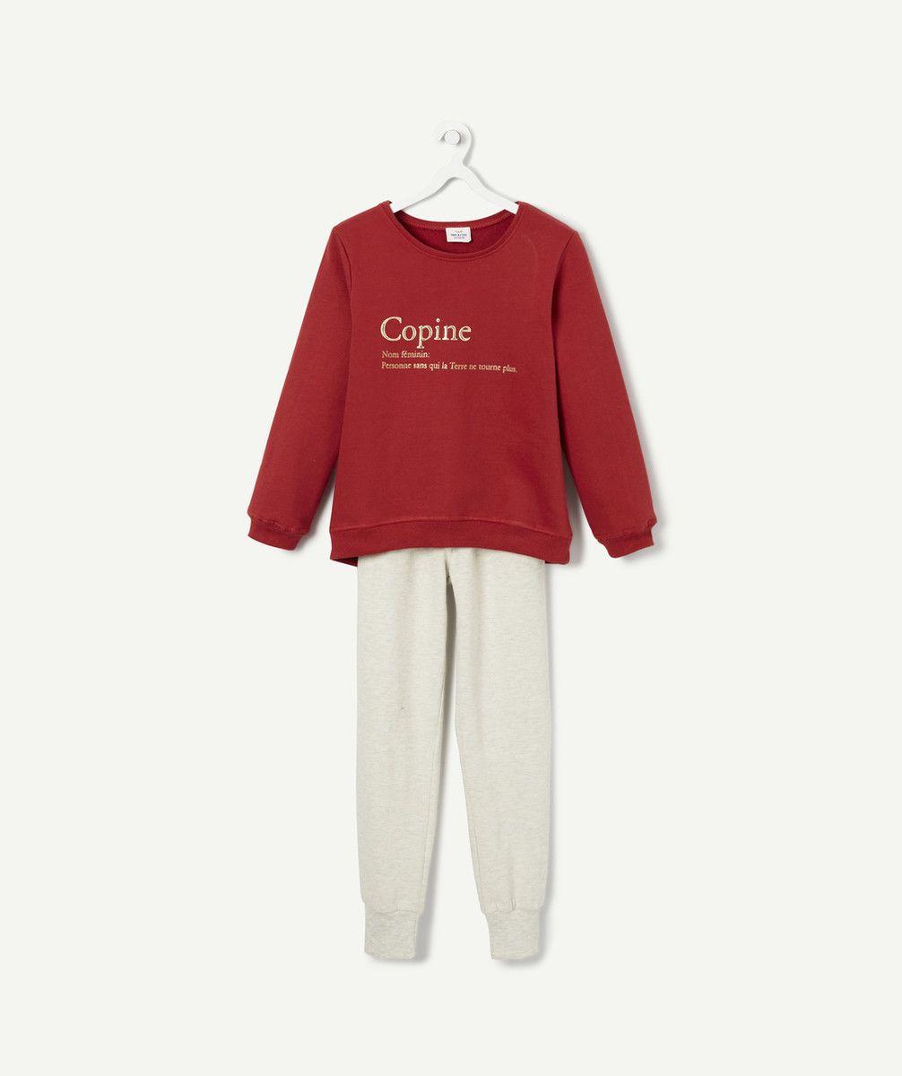 Joha Laine M/érinos Pyjama Pliant Avec Embouts