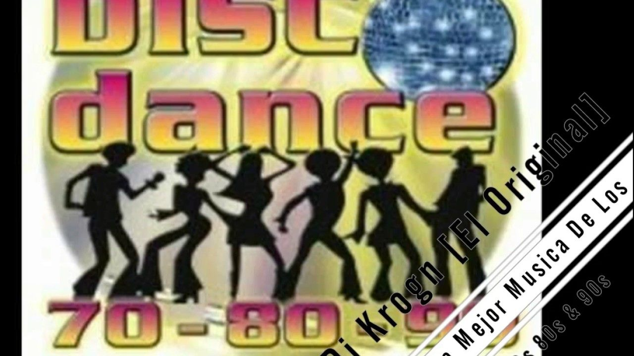 Solo Clasicos Musica Disco Mix 70,80,90 La Mejor Muisca