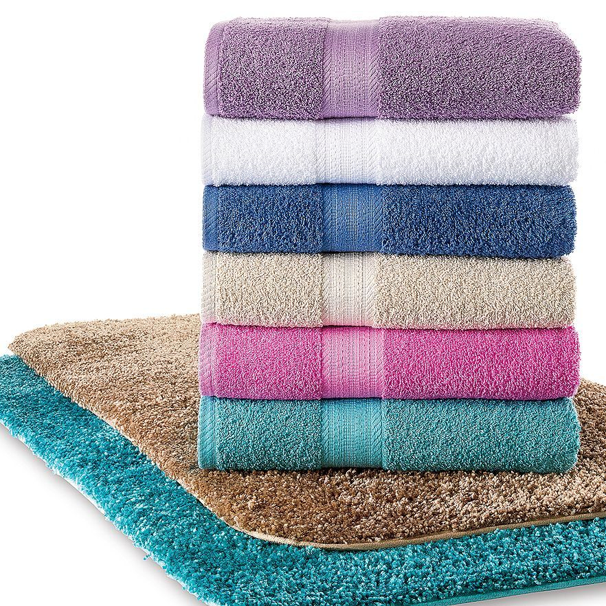 Kohl S Big One Bath Towels As Low As 1 79 Each After Coupon And