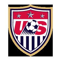 Estados Unidos Escudos De Futebol Futebol Escudo