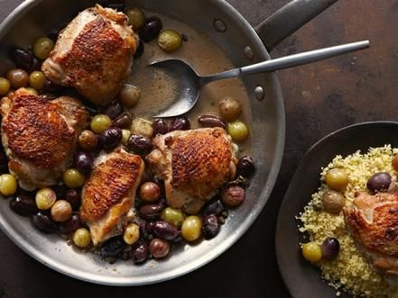 Our best chicken thigh recipes food network chicken thighs our best chicken thigh recipes food network forumfinder Images