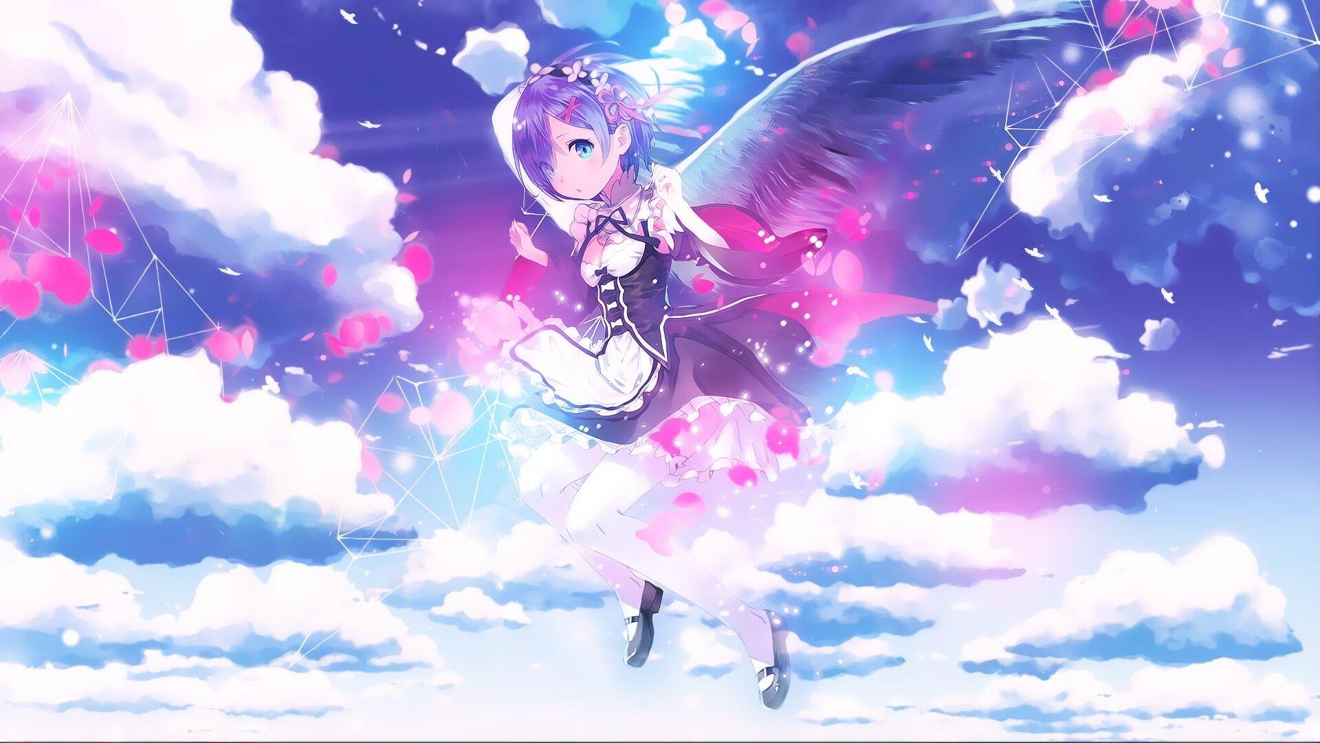 雷姆 从零开始的异世界 Android wallpaper anime, Anime, Re zero