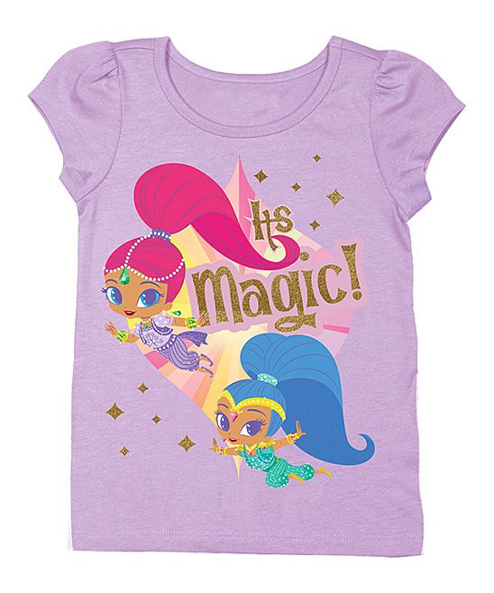 Shimmer and Shine Belive In Magic Short Sleeve T Shirt