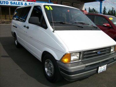 1991 Ford Aerostar Ford Aerostar Vans Suv