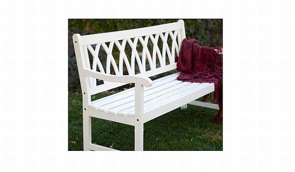 Durable Wooden Garden Benches Hometone