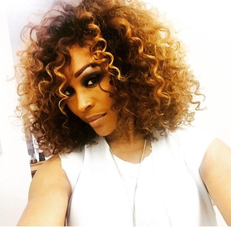 Curly Blonde Wig Cynthia Bailey Rhoa Cynthia Bailey