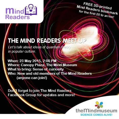 The Mind Readers Meetup