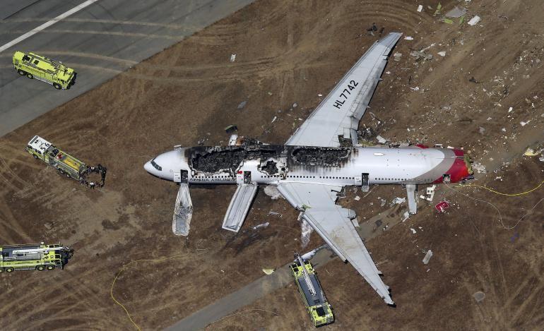 Asiana Airlines Crash Was Pilot Error Koogle TV Asiana