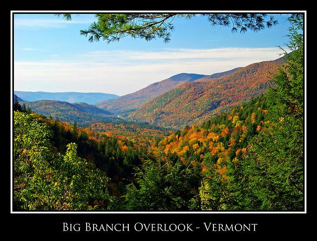 Green Mountain National Forest, Vermont | Recent Photos The Commons Getty Collection Galleries World Map App ...