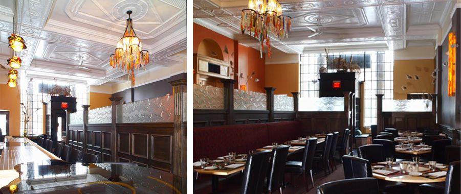 Dante S Restaurant Tremont Cleveland Super Inventive Excellent Vibe An Absolute Must Ex Restaurant Kitchen Design Dream Kitchens Design Restaurant Kitchen