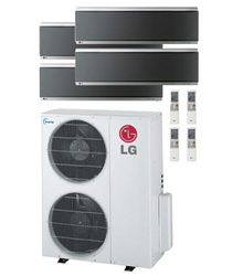Lg Air Conditioner Ductless Mini Split Heat Pumps Ductless Air