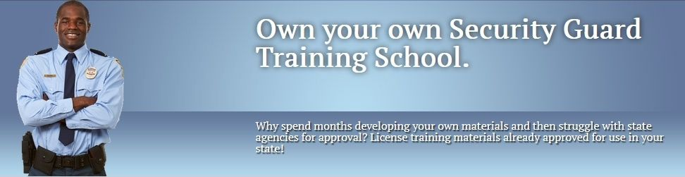 Our stc guard card training program complies with all
