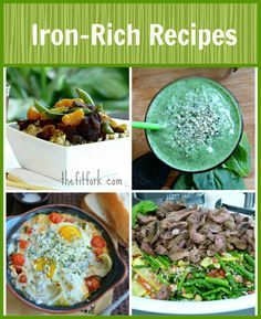 Anemia in runners healthy iron rich recipes iron rich recipes anemia in runners healthy iron rich recipes forumfinder Image collections