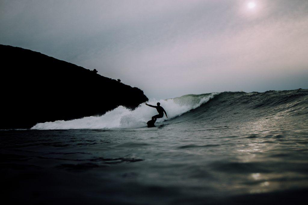 Finding Life in Losing Control. - Justin Stumvoll