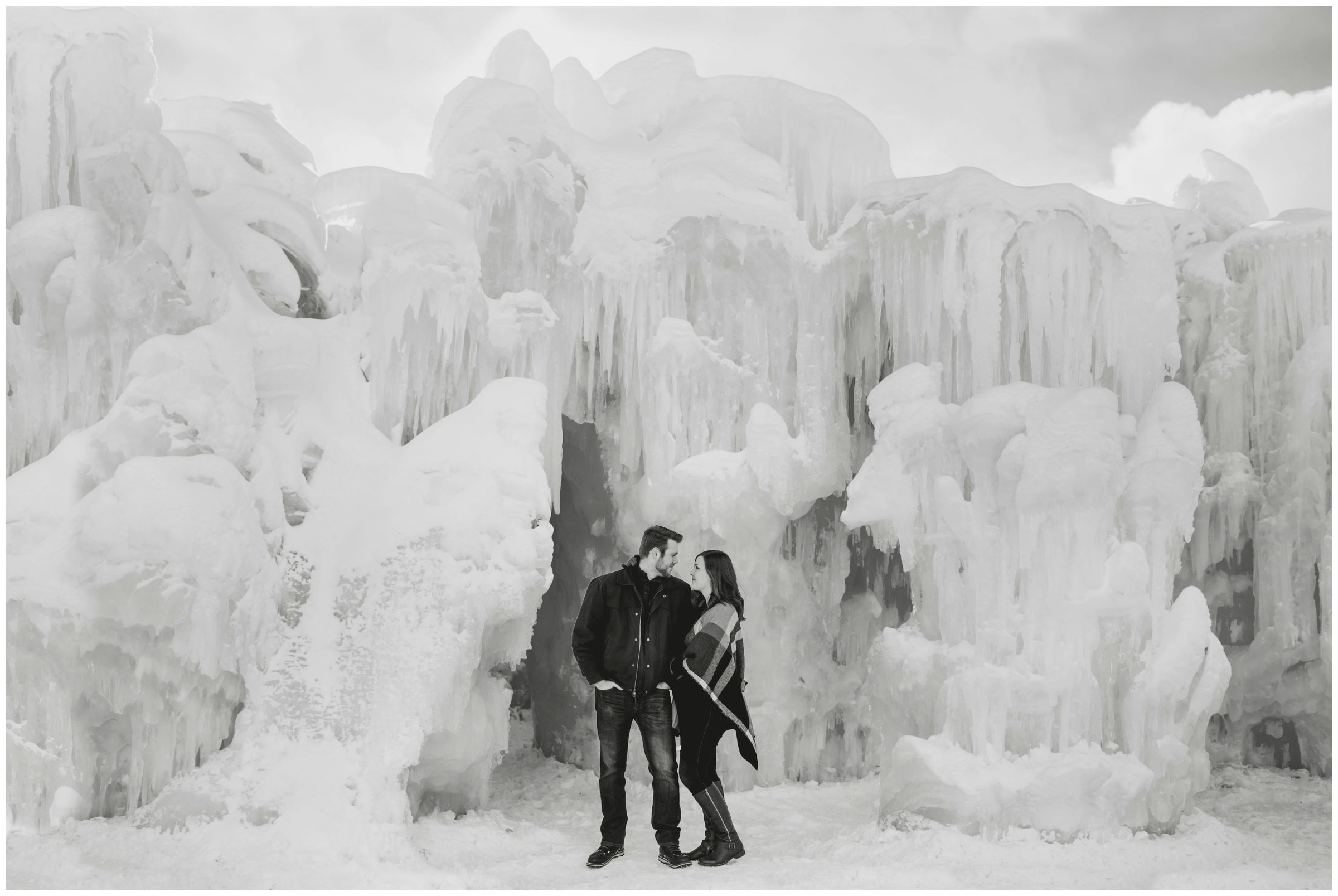 Breckenridge Winter Engagement Photos (With images