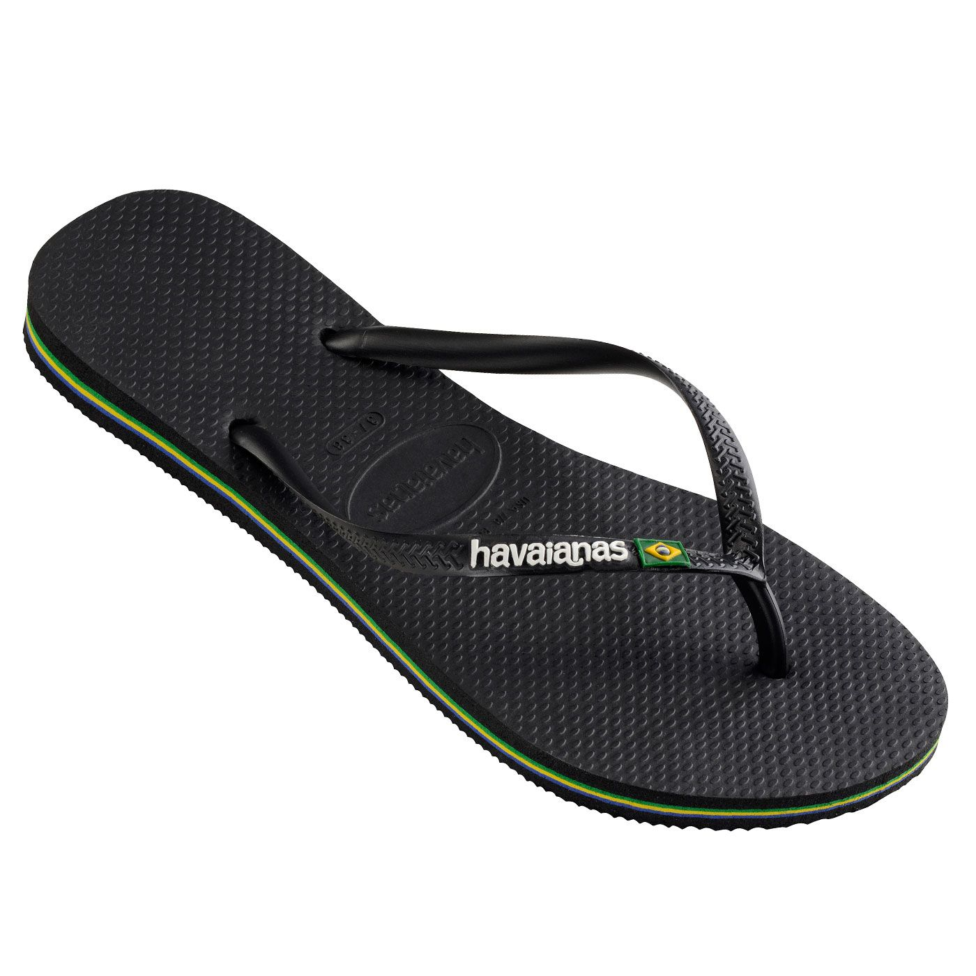 7ad324c31286 Havaianas Slim Brazil Flag Thongs. Step into summer in style in our new  season style