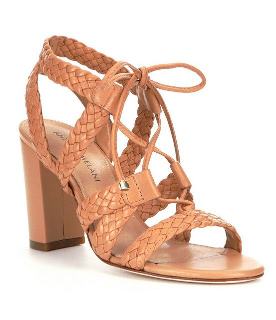 271f99f096d Antonio Melani Harrison Lace Up Ghillie Sandals | Wardrobe ...
