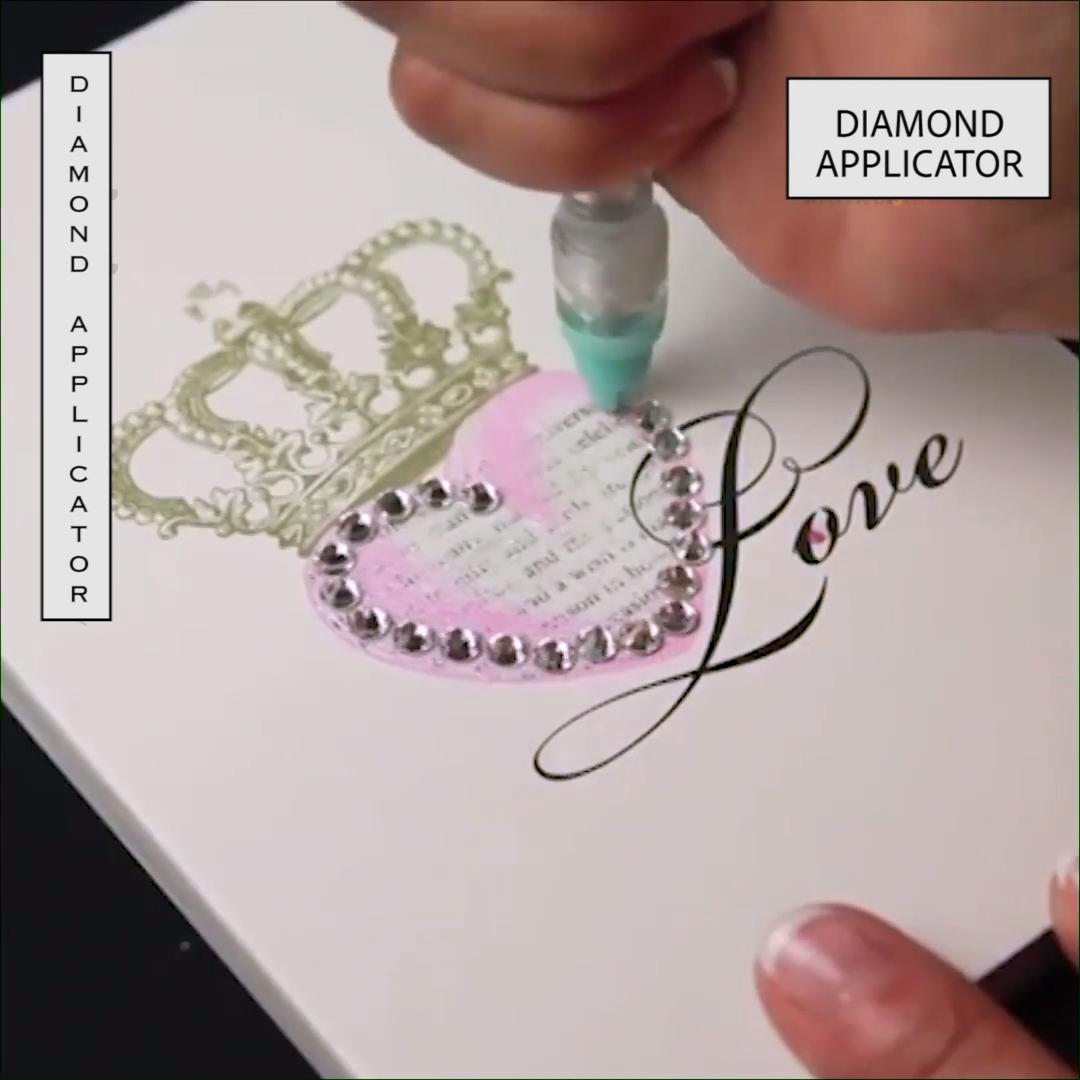 Photo of Blingaholic Accessories Diamond Applicator Set
