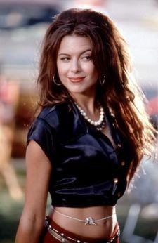 Kari Wuhrer As Gina Lempke In Thinner Was One Of The Most Gorgeous Creatures To Ever Grace A Movie Screen