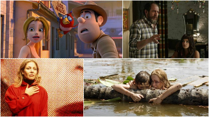 Las 10 Películas Españolas Más Taquilleras De La Historia Peliculas Películas De Animación Español