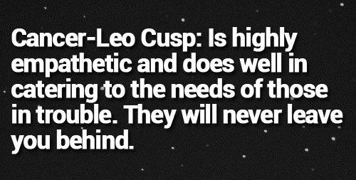 Here's The Zodiac Signs' Cusp - fun zodiac signs fact