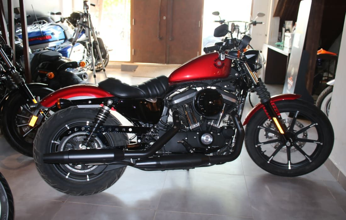 Harley Davisdon Sporster Iron 883 for sale in Karachi in