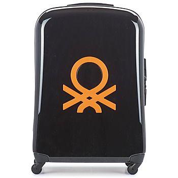b643213fa90 Travel with this rigid Benetton Bag