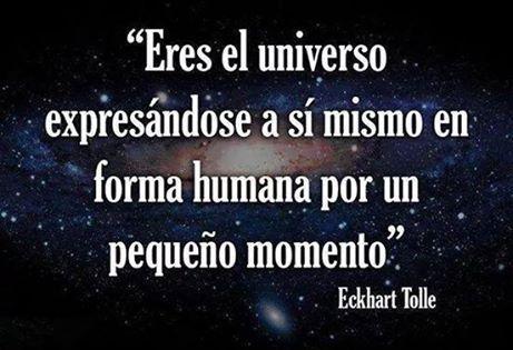 Soy el Universo ...