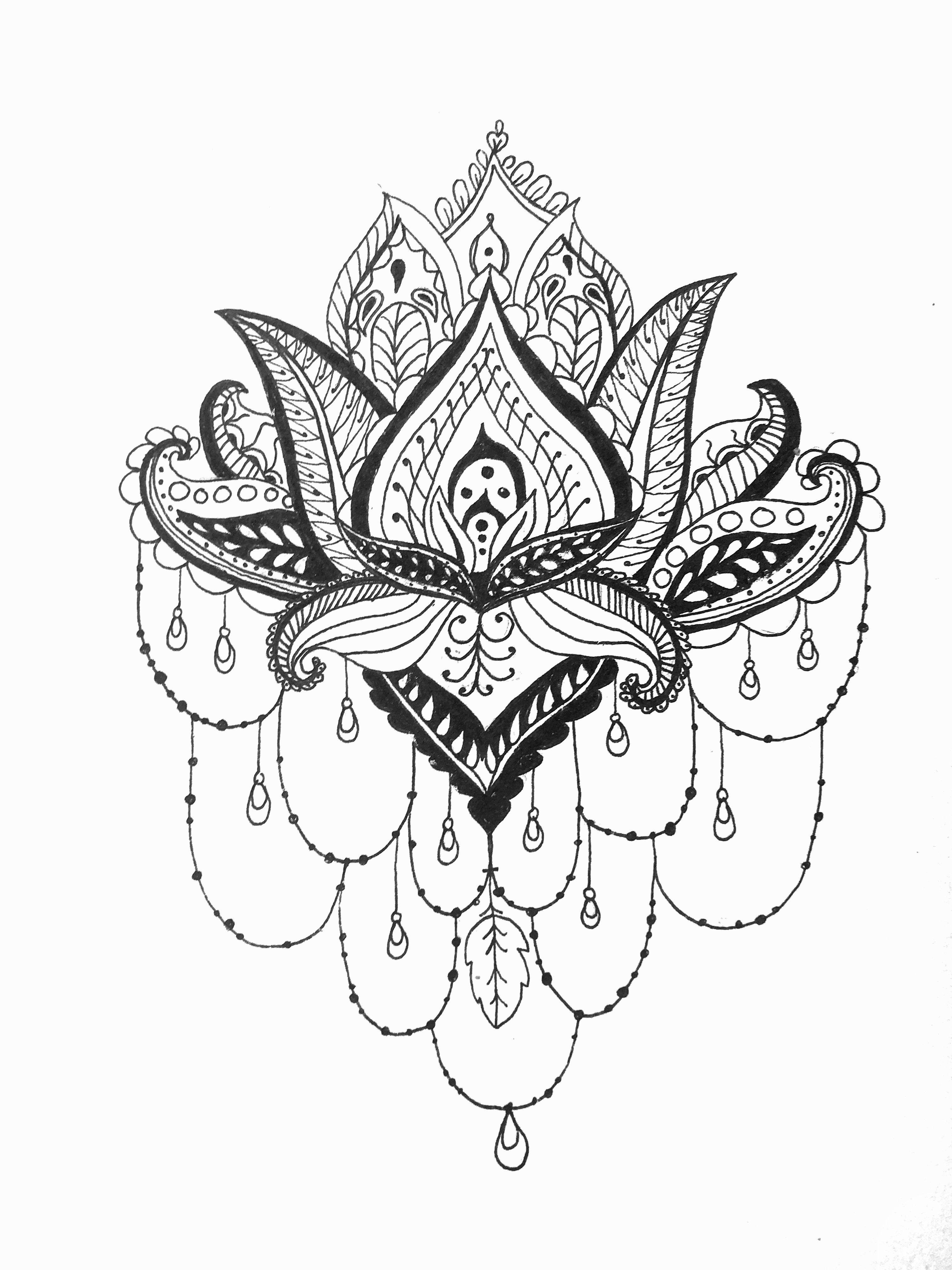 art drawing sketchbook mandala india ornament