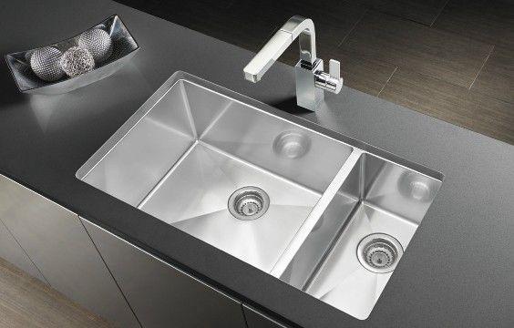 Colorado 150 Sink Inset Sink Sink White Ceramic Kitchen Sink