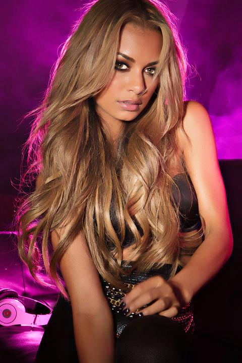 havana brown her hair color