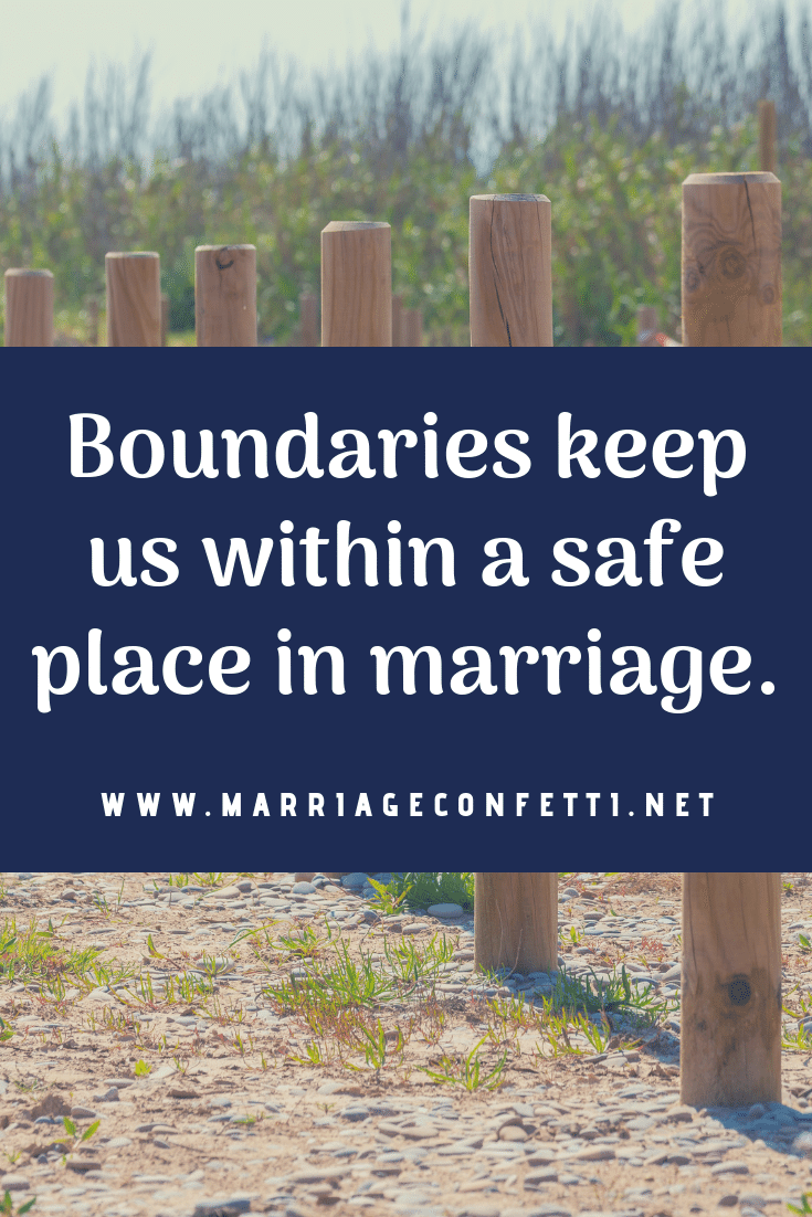 Setting boundaries after infidelity