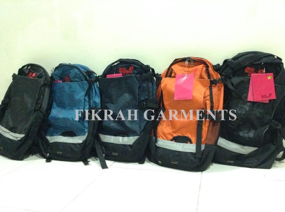 FIKRAH GARMENTS Beg Backpack 30L JACK WOLFSKIN MR.BIKE