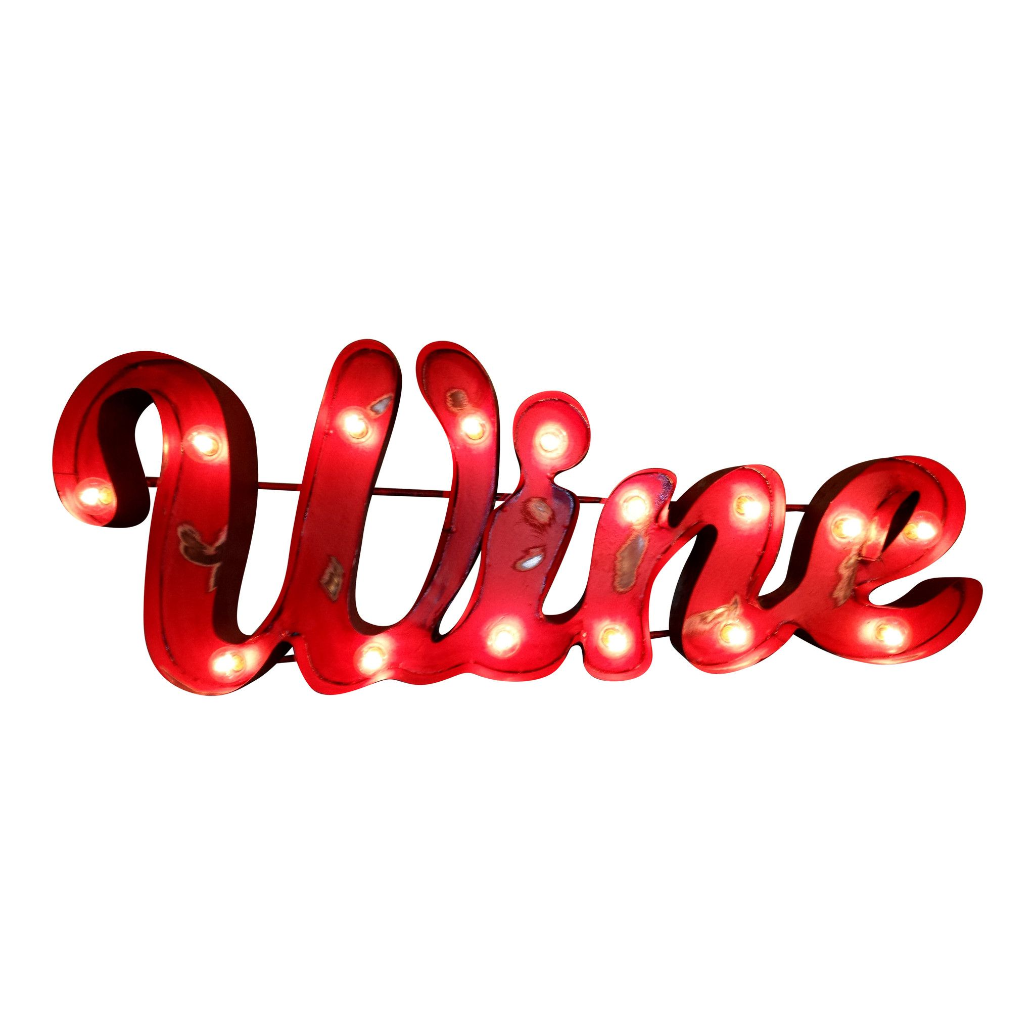 Wine Marquee Letter Light Sign Light Letters Lighted Marquee Letters Marquee Letters